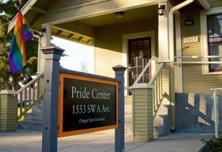 Image of OSU Pride Center