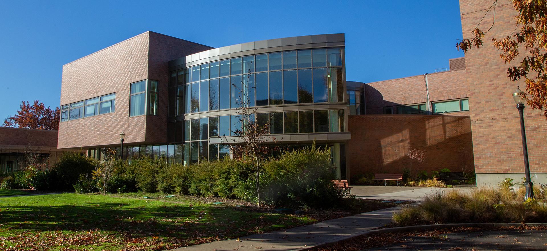 Magruder Hall